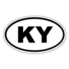 Kentucky KY Decal