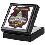 Jefferson City PD Keepsake Box