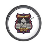 Jefferson City PD Wall Clock
