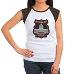 Jefferson City PD Women's Cap Sleeve T-Shirt