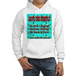 Save The Firefly No Over Logg Hooded Sweatshirt