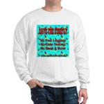 Save The Firefly No Over Logg Sweatshirt