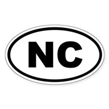 North Carolina NC Decal