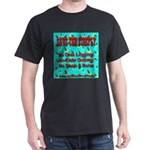 Save The Firefly No Over Logg Dark T-Shirt