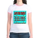 Save The Firefly No Over Logg Jr. Ringer T-Shirt
