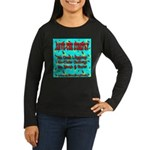 Save The Firefly No Over Logg Women's Long Sleeve