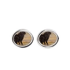 Newfoundland Dog Cufflinks