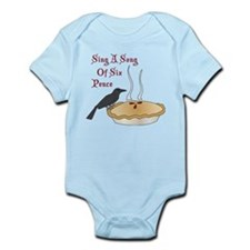 Sing A Song Of Six Pence Body Suit