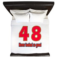 48 Never Looked So Good King Duvet