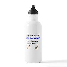 Custom Bernese Mountain Dog Best Friend Water Bott