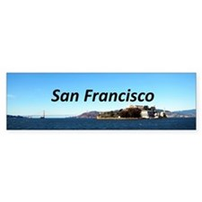San Francisco Bumper Sticker