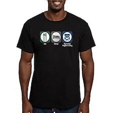 Eat Sleep Systems Engineering T-Shirt
