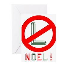 No El? Noel! Greeting Cards (Pk of 10)