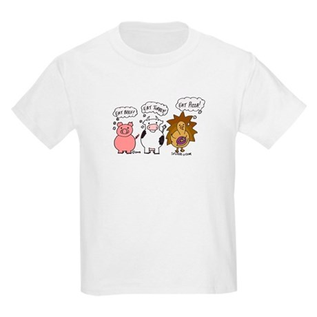 Eat Pizza! Kids T-Shirt