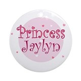 Jaylyn Ornament (Round)
