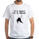 Unique Ninja Shirt