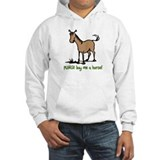 Buy me a horse saying Jumper Hoody