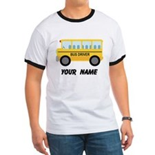 Personalized School Bus Driver T