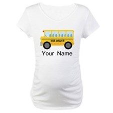 Personalized School Bus Driver Shirt
