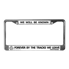 Dakota Proverb License Plate Frame