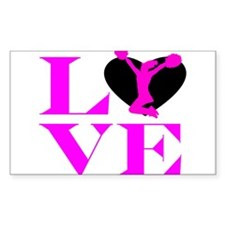 Love Cheer Decal
