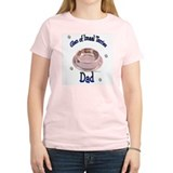 Glen of Imaal Dad Women's Pink T-Shirt