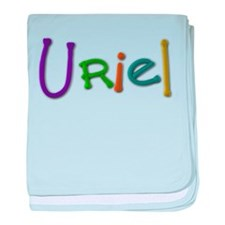 Uriel Play Clay baby blanket