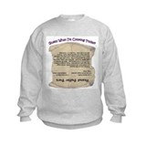 Peanut Butter Bars Sweatshirt