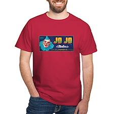 Melons Fruit Crate Label T-Shirt
