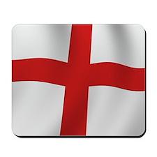 England Flag Mousepad