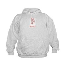 """B"" is for Brielle Hoodie"