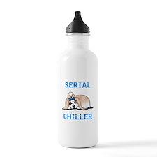 KiniArt Shih Tzu Seria Sports Water Bottle