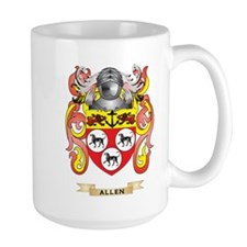 Allen Coat of Arms Mug