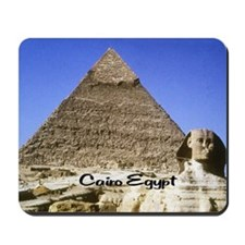 The Sphinx Mousepad