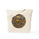 Faberge's Jewels - Grey Tote Bag