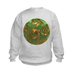 Faberge's Jewels - Green Sweatshirt