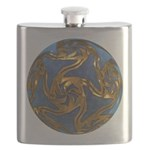 Faberge's Jewels - Blue Flask