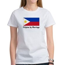Filipino by Marriage Tee