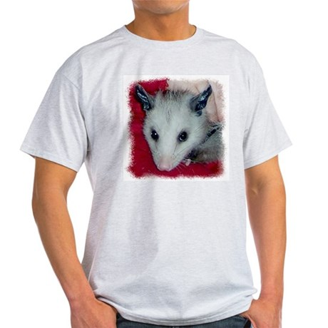 Little Possum Ash Grey T-Shirt