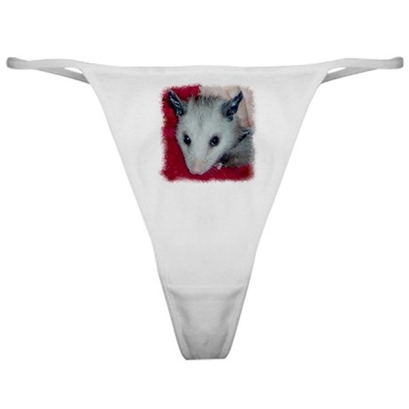 Little Possum Classic Thong