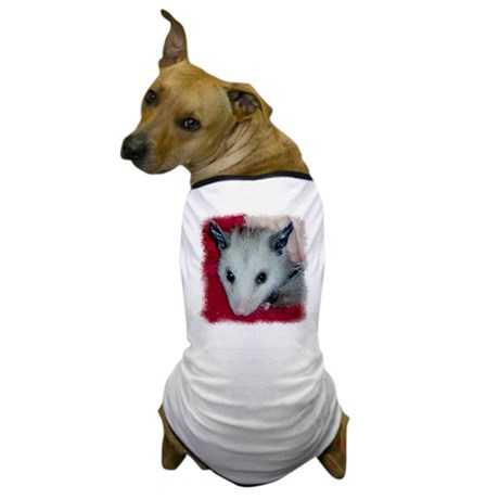 Little Possum Dog T-Shirt