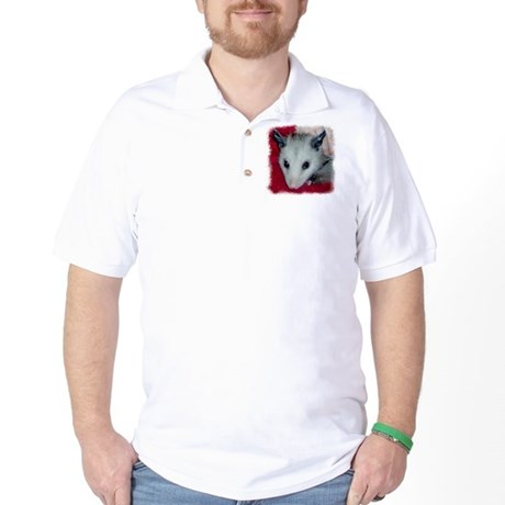 Little Possum Golf Shirt