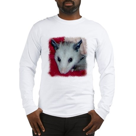 Little Possum Long Sleeve T-Shirt