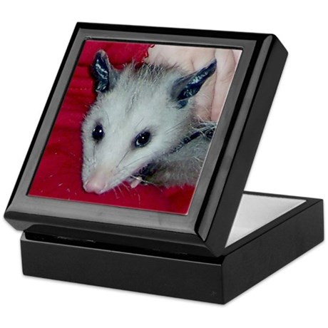 Little Possum Keepsake Box