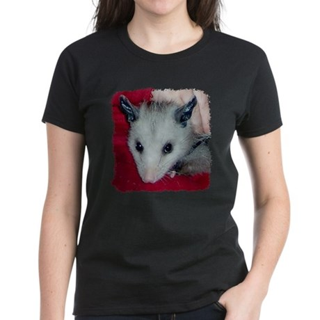 Little Possum Women's Dark T-Shirt