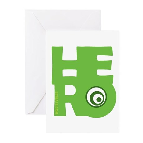 Hero/Alter Ego Greeting Cards (Pk of 10)
