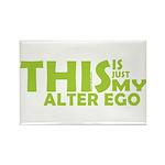 Hero/Alter Ego Rectangle Magnet