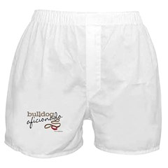 Bulldog Aficionado Boxer Shorts