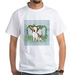 GardenFenceSmoothTanWhte copy.png T-Shirt