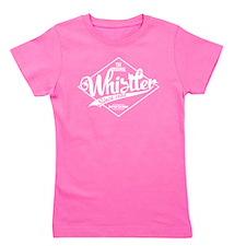 Whistler Vintage Girl's Tee